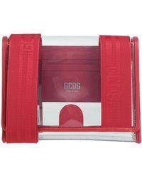 Gcds Cross-body Bag - Red