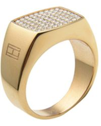 Tommy Hilfiger - Rings - Lyst