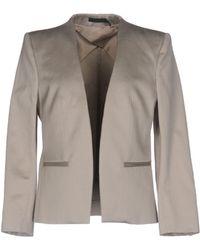 BLK DNM Suit Jacket - Grey