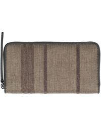 Brunello Cucinelli Wallet - Multicolor