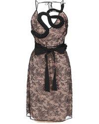 Gucci Robe courte - Noir
