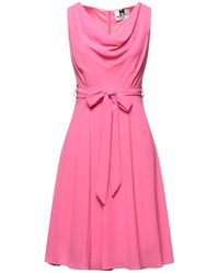 No Secrets Knee-length Dress - Pink