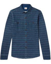 Faherty Camicia - Blu