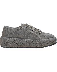 Marco De Vincenzo Sneakers - Gris