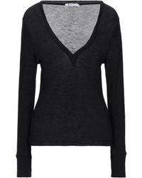 T By Alexander Wang Sweatshirt - Black