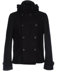 Dolce & Gabbana Coat - Black