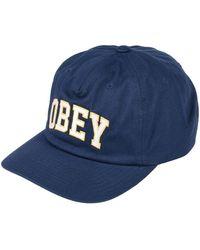 Obey Hat - Blue