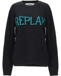 Replay Jumper - Black