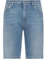 Dolce & Gabbana Denim Shorts - Blue