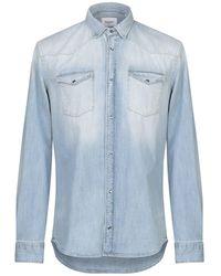 Dondup Camisa vaquera - Azul