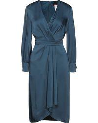 Max Mara - Knee-length Dress - Lyst