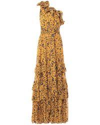 Ulla Johnson Long Dress - Metallic