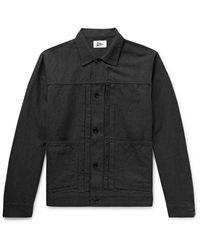 Pilgrim Surf + Supply Camisa - Negro