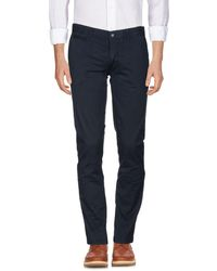 Woolrich Casual Trousers - Blue
