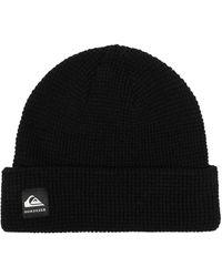 Quiksilver Hat - Black
