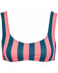 Solid & Striped - Bikini Top - Lyst