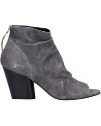 Halmanera Ankle Boots - Gray