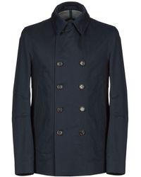 Esemplare Coat - Blue