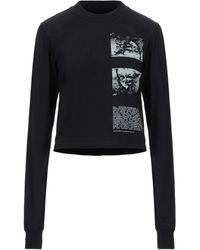 Rick Owens DRKSHDW Sweatshirt - Black
