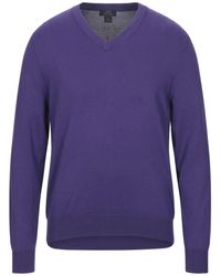 Brooks Brothers Sweater - Purple