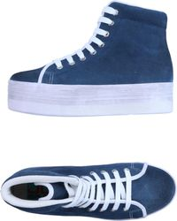 Jeffrey Campbell - High-tops & Trainers - Lyst