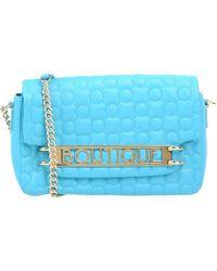 Boutique Moschino Cross-body Bag - Blue