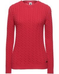 Bark Pullover - Rouge