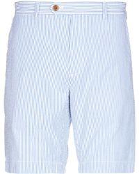Brooks Brothers Bermuda Shorts - Blue