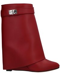 Givenchy Stiefelette - Rot
