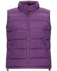 Aspesi Down Jacket - Purple