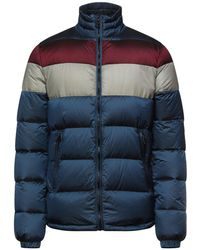 Fred Mello Down Jacket - Blue