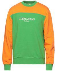 Guess Sweatshirt - Grün