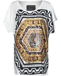 Philipp Plein - T-shirt - Lyst