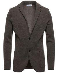 Heritage Suit Jacket - Grey