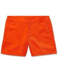 CDLP Swim Trunks - Orange