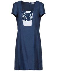 LFDL Short Dress - Blue