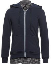 Frankie Morello Sweatshirt - Blau
