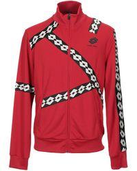 Damir Doma X Lotto Sweatshirt - Red