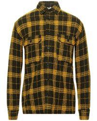 Destin Shirt - Yellow