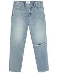 Current/Elliott - Pantaloni jeans - Lyst