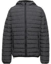 Fred Mello Down Jacket - Grey