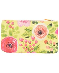 Leo Pouch - Yellow