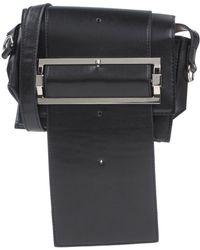 Cheap Monday Cross-body Bags - Black
