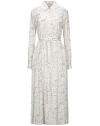 Belstaff Long Dress - Natural