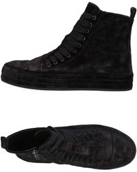 Ann Demeulemeester - High-tops & Sneakers - Lyst