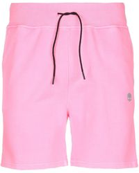 Hydrogen Shorts & Bermuda Shorts - Pink
