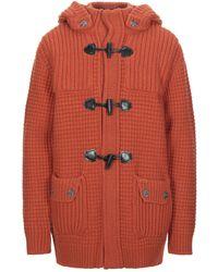 Bark Coat - Orange