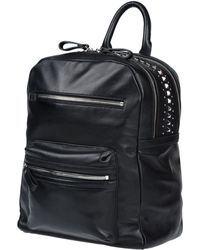 a4a43e24ba Lyst - Ash Backpack - Domino Chain Small in Black