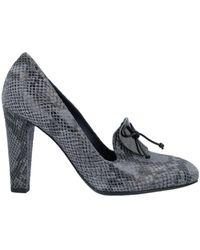 Armani Loafer - Grey