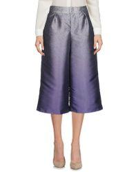 Jijil - 3/4-length Shorts - Lyst